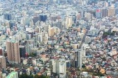 Вид с воздуха для метрополии токио Стоковая Фотография RF