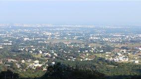 Вид с воздуха Коямпуттура Стоковые Фотографии RF