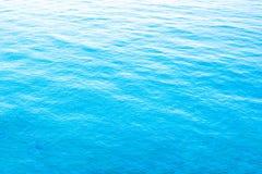 Вид с воздуха поверхности моря стоковые изображения