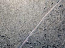 Вид с воздуха улицы в долинах пустыни острова Лансароте, Канарских островов, Испании стоковые фотографии rf