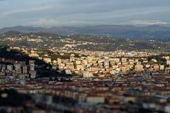 Вид с воздуха spezia Ла Стоковое Изображение