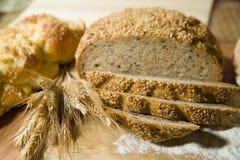 вид 2 хлеба Стоковое Изображение RF