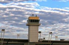 движение башни schiphol управлением amsterdam воздуха международное Стоковая Фотография RF