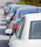 движение дороги варенья автомобилей Стоковые Изображения
