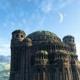 византийская ноча церков Стоковые Фото
