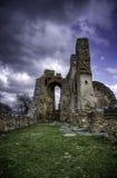 Византийские руины Стоковое фото RF