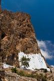 византийский скит Стоковые Фотографии RF