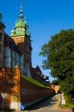 визирования krakow Стоковые Фото