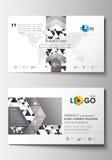 визитная карточка производит эффект градиенты никакие шаблоны Шаблон крышки, легкий editable пустой, плоский план Абстрактная пре Стоковые Изображения