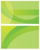 визитная карточка уникально Стоковые Фото
