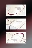 визитная карточка иллюстрация вектора
