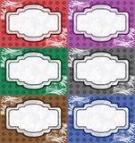 Визитные карточки Мартини Стоковые Изображения RF