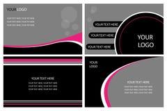 визитные карточки Стоковое фото RF