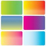 визитные карточки Стоковые Фото