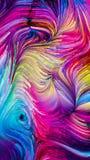 Визуализирование краски цифров Стоковое фото RF