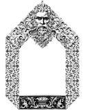 викторианец бога s рамки Стоковое Изображение RF