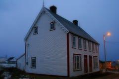 викторианец дома старое Стоковая Фотография RF