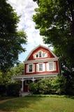 викторианец дома Стоковое фото RF