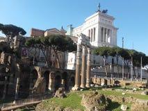 викторианец Рима стоковое фото