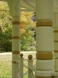 викторианец gazebo Стоковое Изображение RF