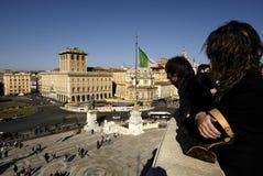 викторианец venezia rome аркады Италии Стоковое фото RF