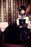 Викторианское время Стоковое фото RF