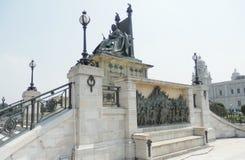 Виктория мемориальная Калькутта Индия стоковая фотография