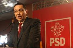 Виктор Ponta стоковые фото