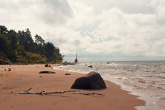 викэнд моря Стоковая Фотография RF