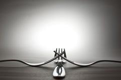 вилки Стоковое фото RF