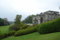 вилла сада роскошная королевская Стоковые Фото