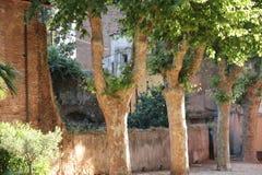 Вилла Celimontana в Риме Стоковые Изображения RF