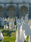 вилла manin Италии клироса ангелов Стоковое Фото
