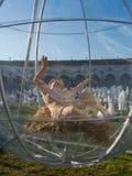 вилла manin Италии клироса ангелов Стоковое фото RF