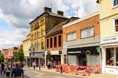 Виндзор, Англия, Великобритания стоковая фотография rf