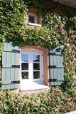 винзавод окна Стоковая Фотография RF