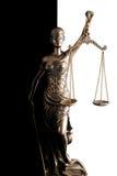 Виновный или не виновный Стоковое Изображение