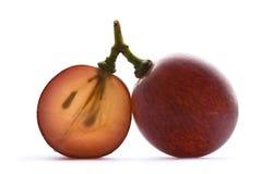 виноградина половинная Стоковые Изображения