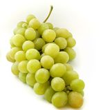 виноградина пука Стоковое фото RF