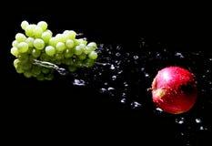 виноградина яблока Стоковое фото RF
