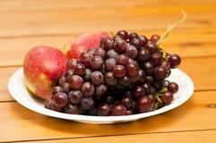 виноградина яблока Стоковые Фотографии RF