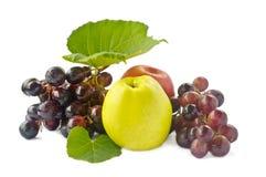 виноградина яблок Стоковое Изображение