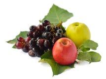 виноградина яблок Стоковое Фото