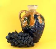виноградины графинчика Стоковые Изображения RF