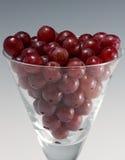 виноградины красные стоковые фото