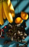Виноградины падения луны Стоковая Фотография RF