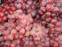 Виноградины то aresold в местных рынках в phiippines Стоковая Фотография RF