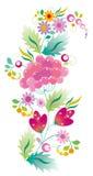 виноградины цветка иллюстрация вектора