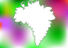 виноградины Стоковое Изображение
