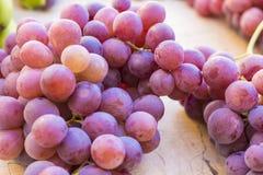 Виноградина в рынке Стоковое Изображение